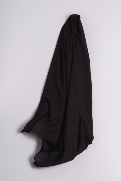 Ring-Pashmina black