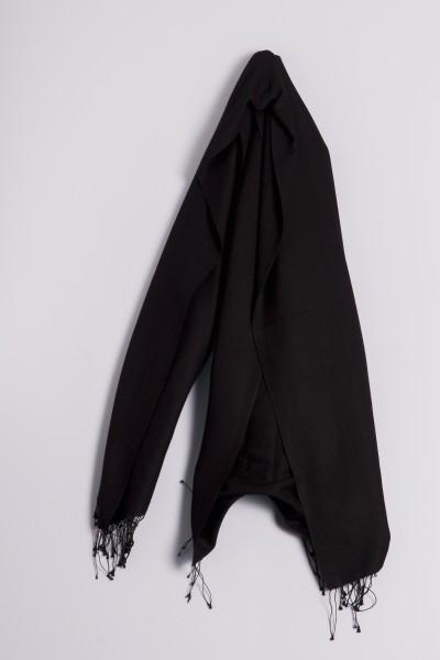 Pashmina 90x200cm noir