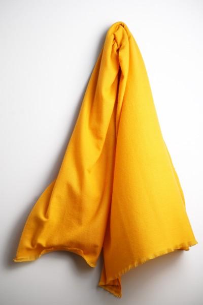 Pashmina 100% Kaschmir tibetan yellow