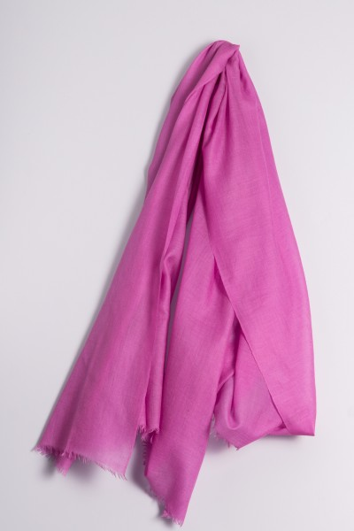 Summer Pashmina radiant orchid