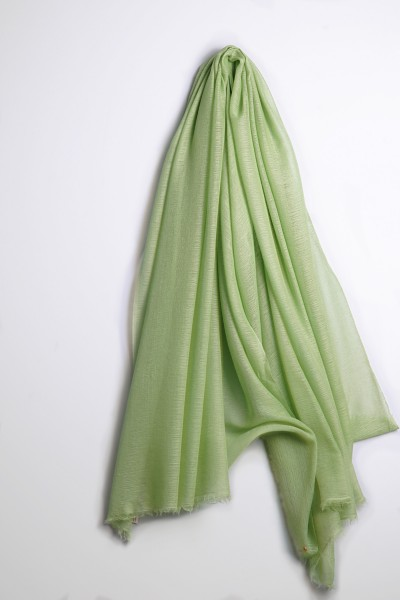 Pashmina Yamato nile green