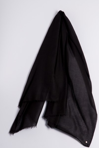 Summer Pashmina noir