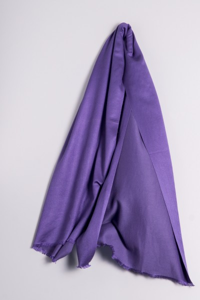 Pashmina Double Face lila