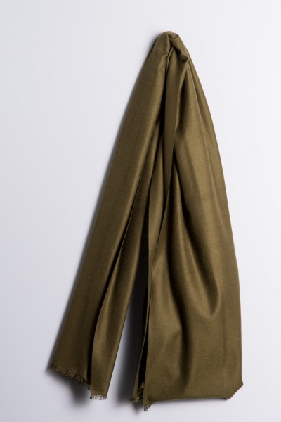 Pashmina Couture military vert olive