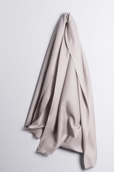 Pashmina Couture silver cloud