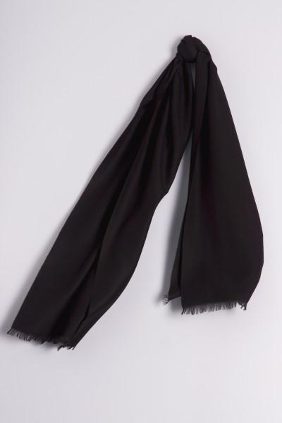Pashmina 45x180cm noir