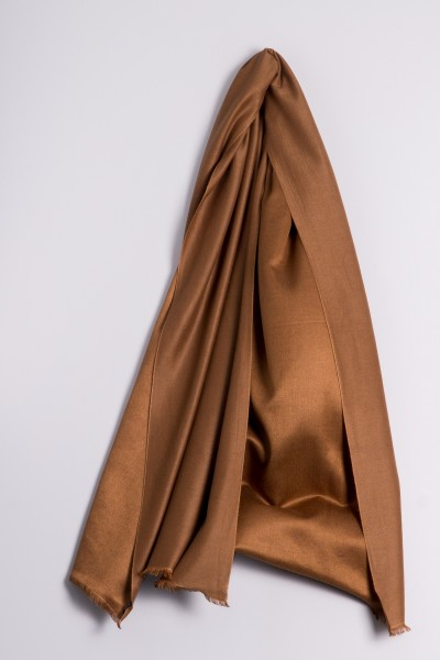 Pashmina Double Face chocolate