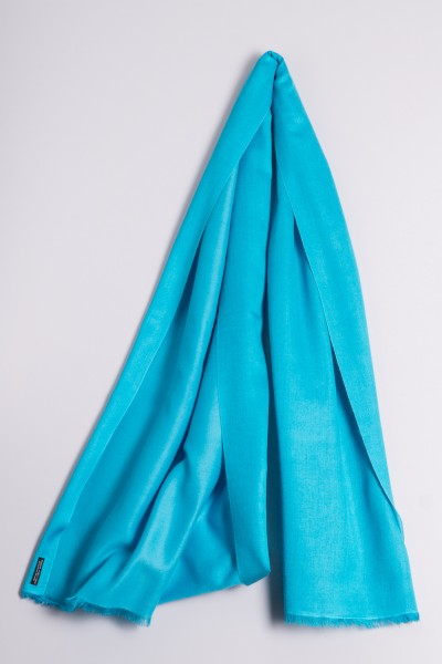 Pashmina Double Face turquoise