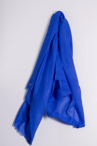 Pashmina Yamato dazzling blue