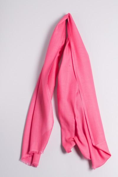 Ring-Pashmina raspberry pink