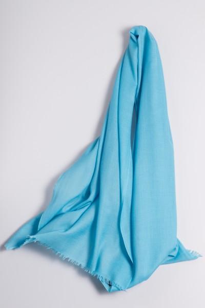 Ring-Pashmina turquoise