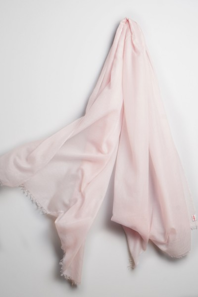 Summer Pashmina barely pink