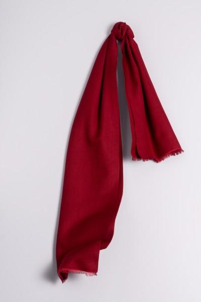 Pashmina 45x180cm bordeaux