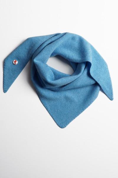Triangle 100% Kaschmir air blue