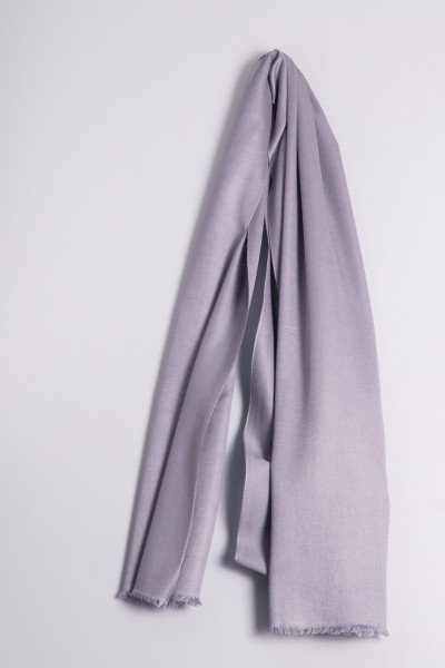 Pashmina Double Face gris