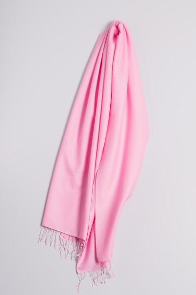 Pashmina 70x200cm rosa