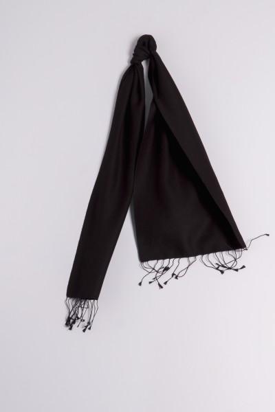 Pashmina 30x150cm noir