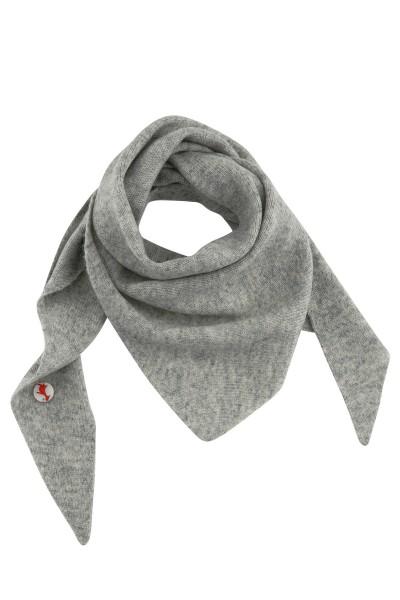 Triangle 100% Kaschmir oyster grey