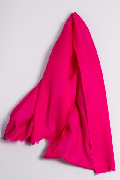 Ring-Pashmina pink
