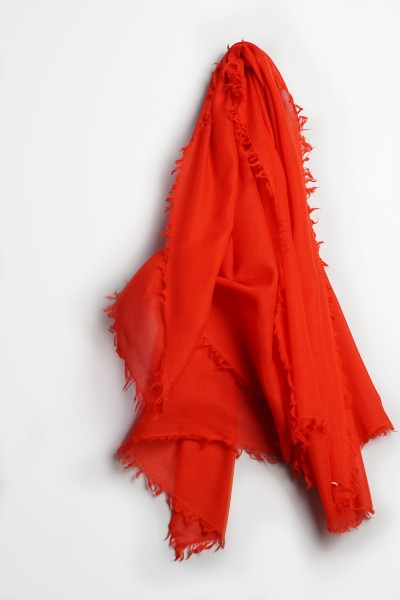 Hot Carré oversize high risk red