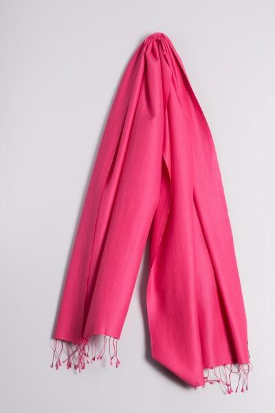 Pashmina 90x200cm pink