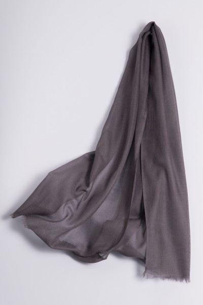 Hot Pashmina steel grey