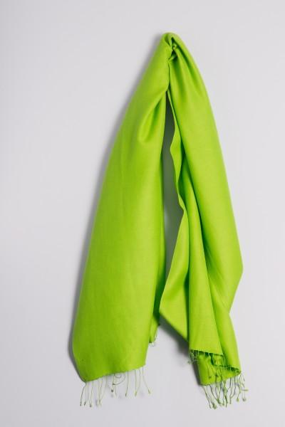 Pashmina 70x200cm vert_pré