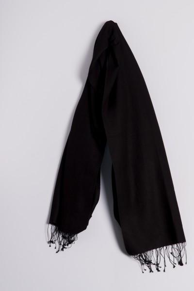 Pashmina 70x200cm noir