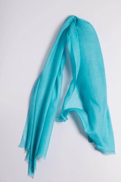 Summer Pashmina blue turquoise