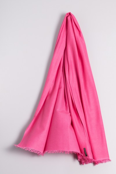 Pashmina Couture framboise pink