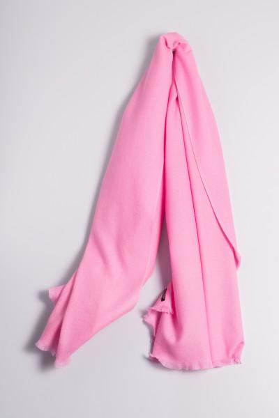 Pashmina 100% cachemire rosa