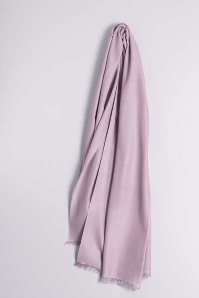 Pashmina Couture lilas clair marble