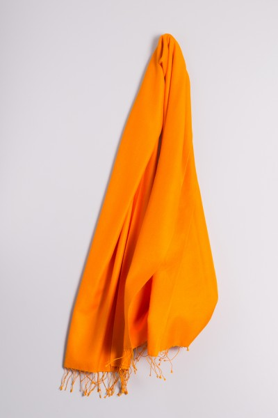 Pashmina 70x200cm orange